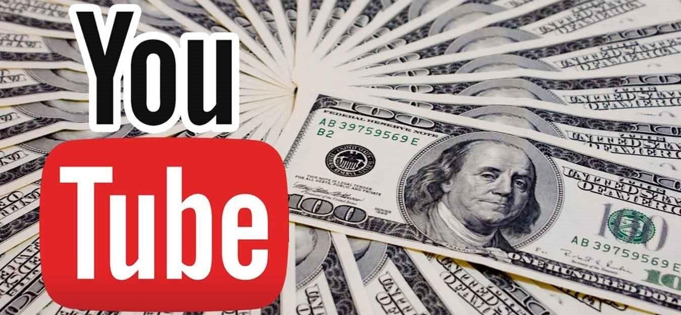 Падение дохода на YouTube в январе