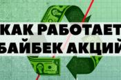Что такое байбэк или обратный выкуп акций